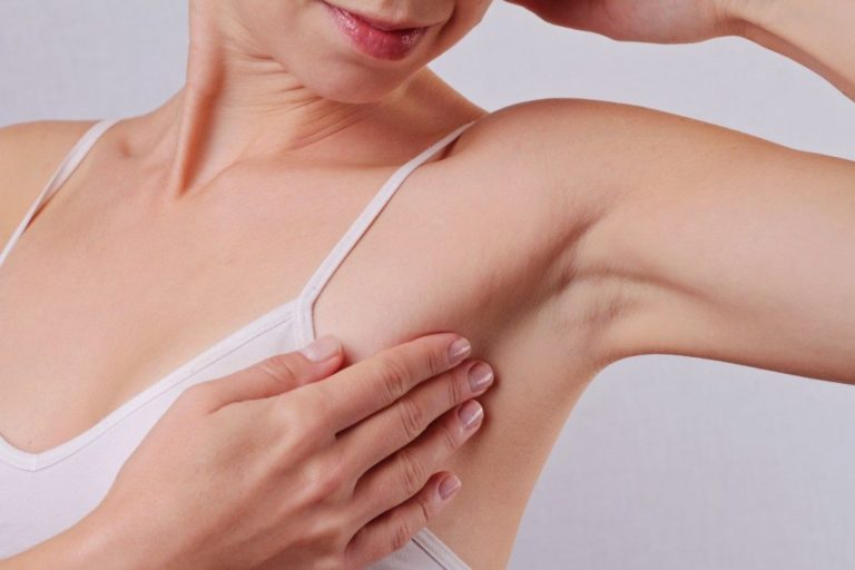 how to use armpit fat