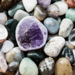 cleansing and charging crystals