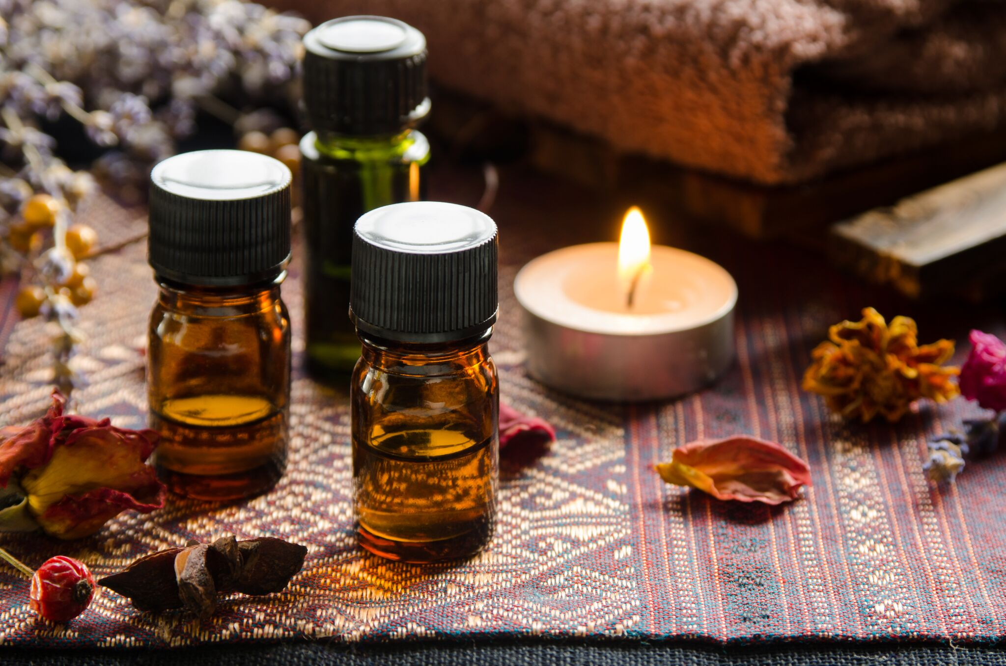 best essential oils for back pain